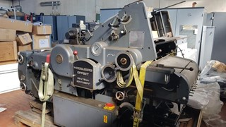 Heidelberg KORS 1 Sheet Fed