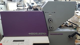 HEIDELBERG QM 46 2 Sheet Fed