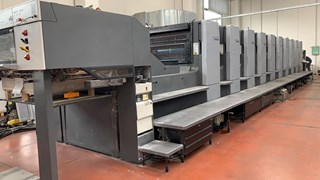Heidelberg SM102 10 P6 S 单张纸胶印机