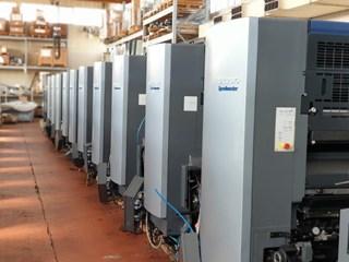 Heidelberg SM102 10 P 单张纸胶印机