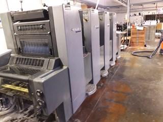Heidelberg SM52 4 单张纸胶印机