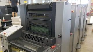 Heidelberg SM52 4 P+ Sheet Fed
