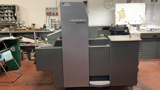 Heidelberg SM52 1 + Sheet Fed