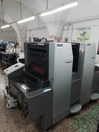 Heidelberg SM52 2 P+ 单张纸胶印机