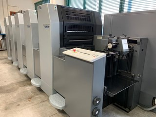 Heidelberg SM52 5 P3+ Sheet Fed