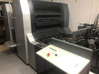 Heidelberg SM74 2 Sheet Fed