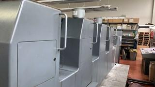 Heidelberg SM74 4 H 单张纸胶印机