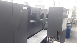 Heidelberg SM74 5 H Sheet Fed