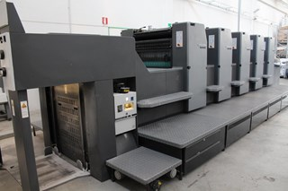 Heidelberg SM74 5 H SE Sheet Fed