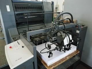 Heidelberg SM74 4 P3H Gebrauchte Bogenoffsetmaschinen
