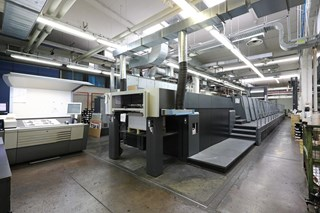 HEIDELBERG XL 105 LYY 7+ LYYL Sheet Fed