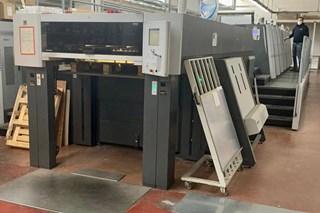 Heidelberg XL106 6  LX3 LE UV HYBRID Sheet Fed