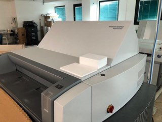 Heidelberg Suprasetter 105 CTP-Systems
