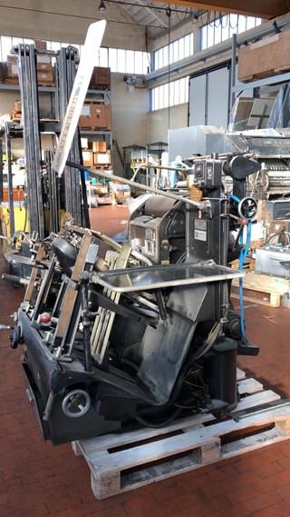 Heidelberg TIEGEL 1 凸版机