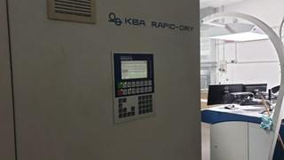 KBA RAPIDA 105 6 L PWVA ALV2 Universal 单张纸胶印机