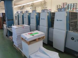 KBA RAPIDA 75 5 ALV2 单张纸胶印机