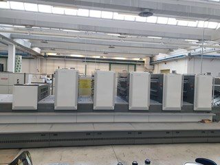 Komori LITHRONE LS 40 5 CX Sheet Fed