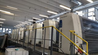 Manroland 900 XXL 8  P   HIPRINT Sheet Fed
