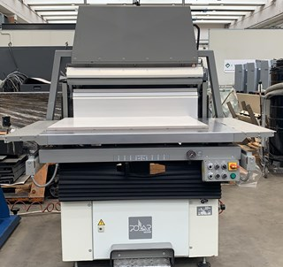Polar RA 4 Guillotines/Cutters