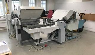 Stahl TI 52   4 KBi Ti 52Ri52 Folding machines