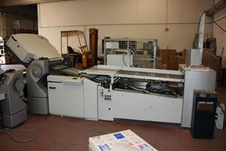 Heidelberg TH82  6/4/2 Rotary Folding Machines