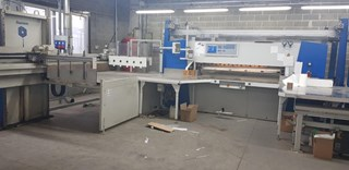 Wohlemberg 185 Cut Tech Guillotines/Cutters