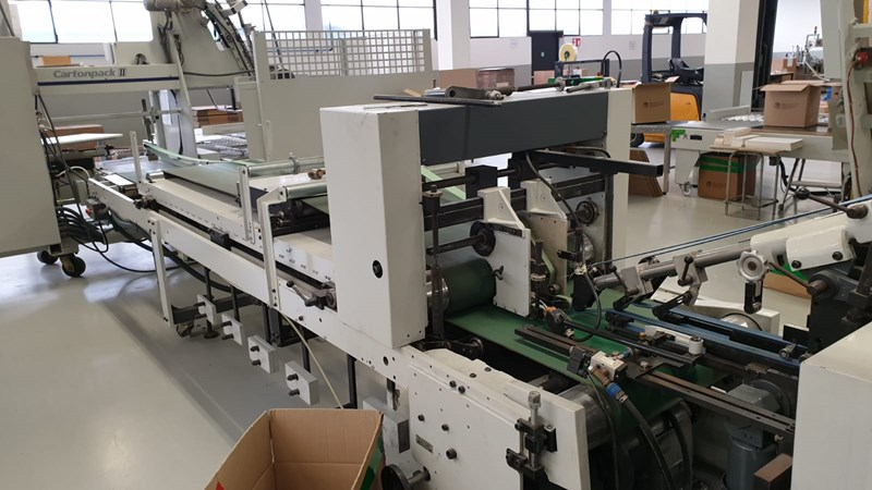 Show details for Bobst Domino 90 A1