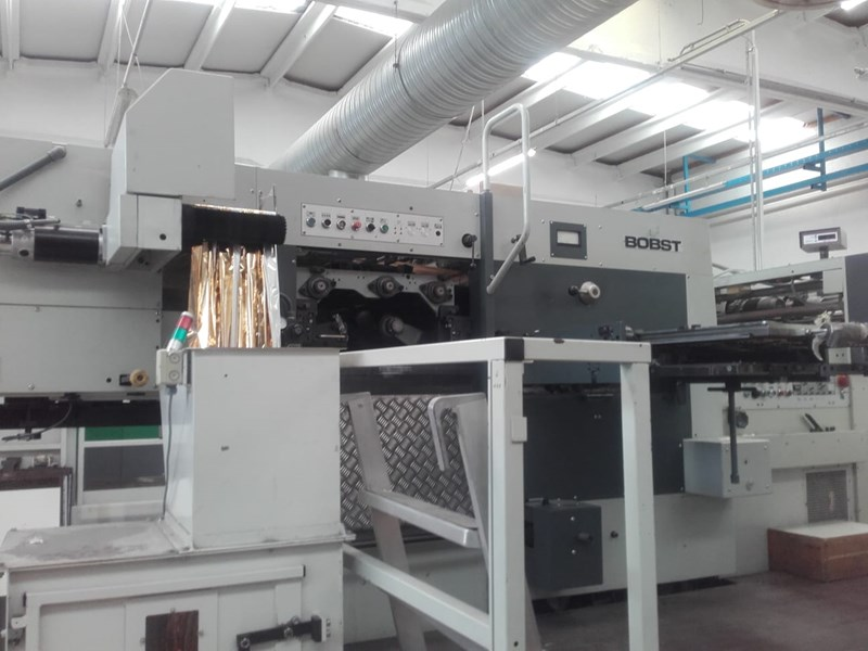 Show details for Bobst SP 102 BMA