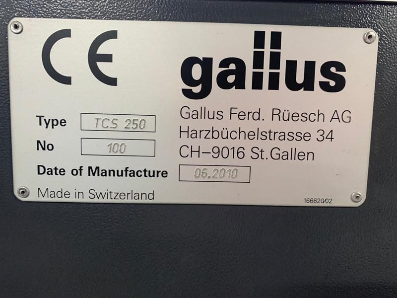 Gallus TCS 250 5