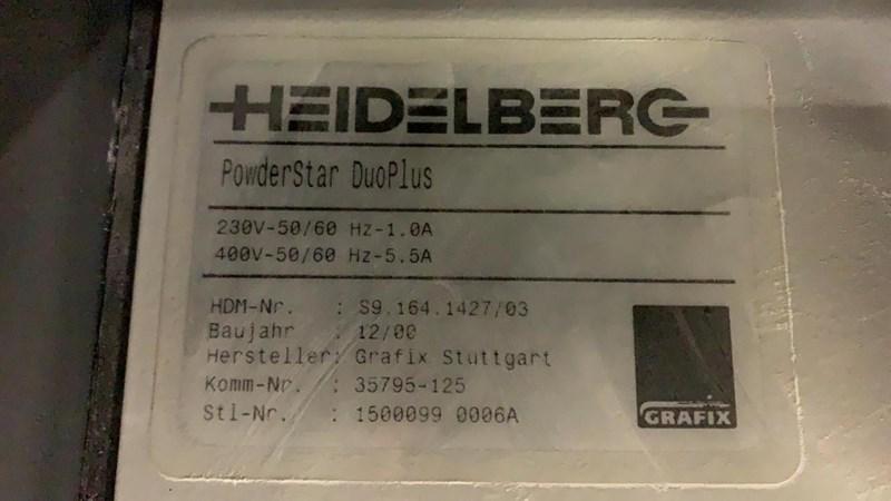 HEIDELBERG CD 102 5