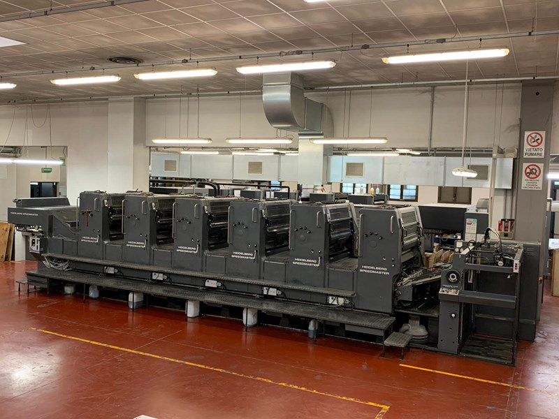 Show details for Heidelberg 102 6 SP