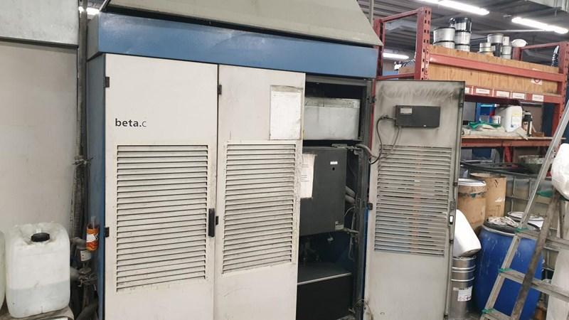 KBA RAPIDA 105 5 L PWVA ALV2 Hybrid