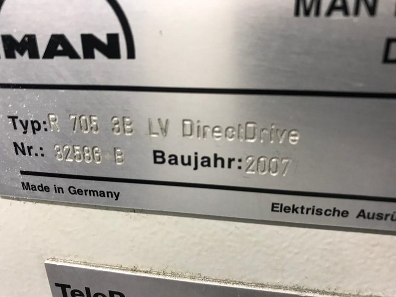 Show details for Roland R 700 5 IIIB LV Direct Drive