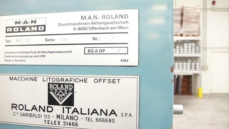 Roland RVF OB 4