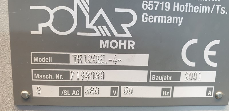 Show details for Polar Transomat 130 EL 4