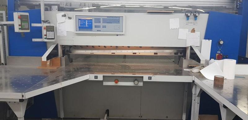 Wohlenberg 185 Cut Tech