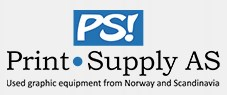 Print Supply A/S logo