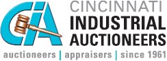 Cincinnati Industrial Auctioneers logo