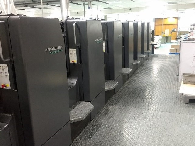 Show details for HEIDELBERG CD 102 7LX